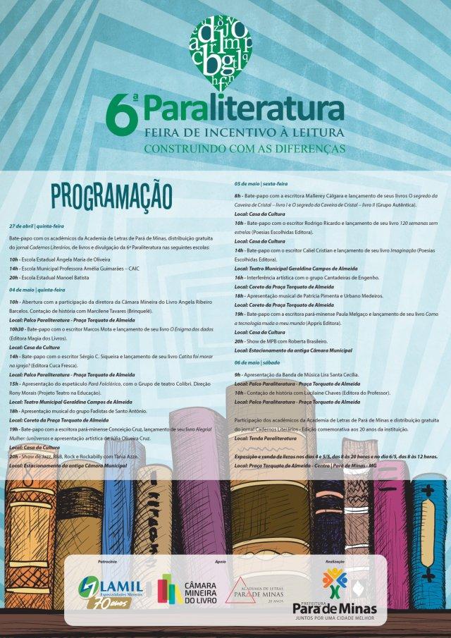 6ª Paraliteratura