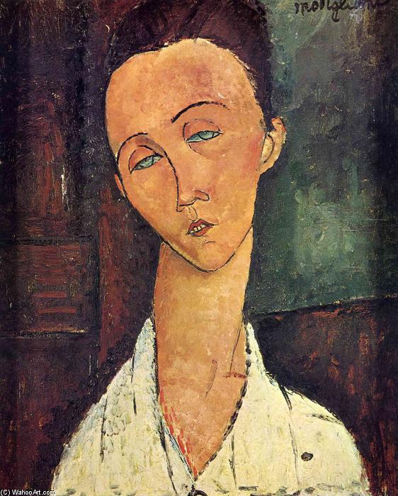 Retrato de Lunia Czechowska